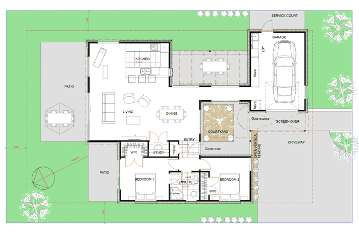Opito venture developments for Tynan house plans
