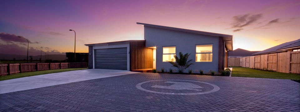 Golden Sands Show Home